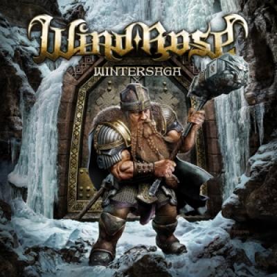 Wind Rose - Wintersaga (LP)