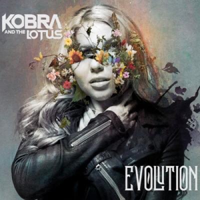 Kobra And The Lotus - Evolution (LP)