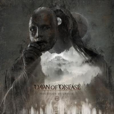 Dawn Of Disease - Procession Of Ghosts (LP)