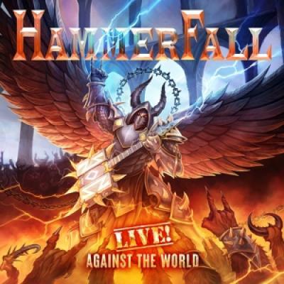 Hammerfall - Live Against The World (2Cd  Br) (3CD)