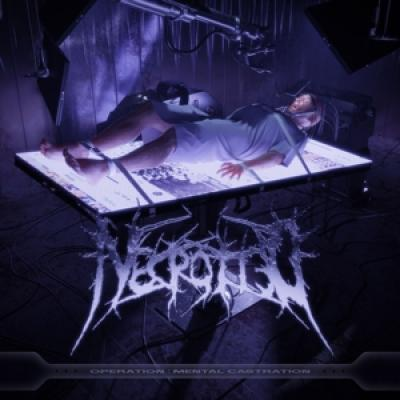 Necrotted - Operation Mental Castration (LP)