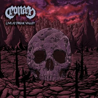 Conan - Live At Freak Valley (2LP)