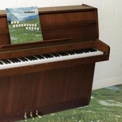 Grandaddy - Sophtware Slump ..... On A Wooden Piano