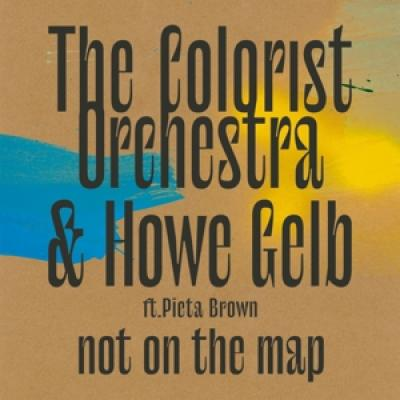Colorist Orchestra & Howe - Not On The Map (LP)
