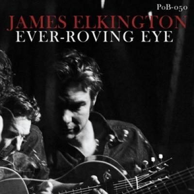 Elkington, James - Ever-Roving Eye (Green Grass Vinyl) (LP)
