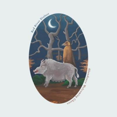 Red River Dialect - Abundance Welcoming Ghosts (Ghost White) (LP)