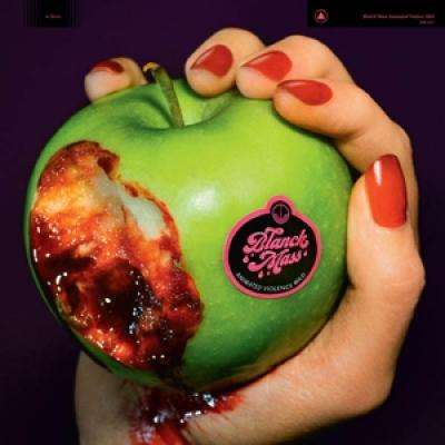Blanck Mass - Animated Violence Mild (Green) (LP)