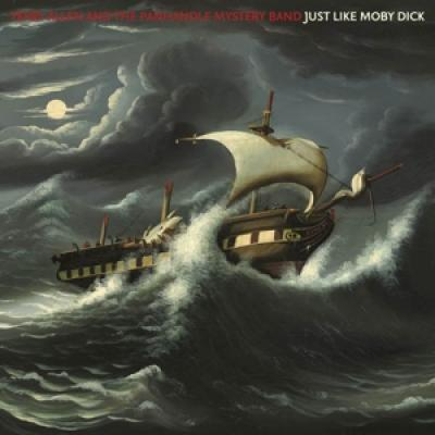 Allen, Terry & The Panhandle Mystery Band - Just Like Moby Dick (2LP)