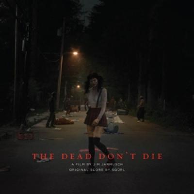 Squrl - The Dead Don'T Die (Red Splatter Green) (LP)