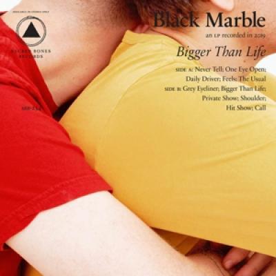 Black Marble - Bigger Than Life (LP)