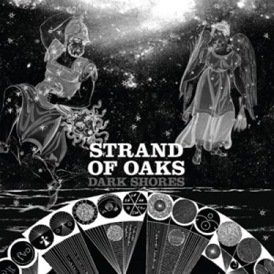Strand Of Oaks - Dark Shores (Black & White Splatter Vinyl) (LP)
