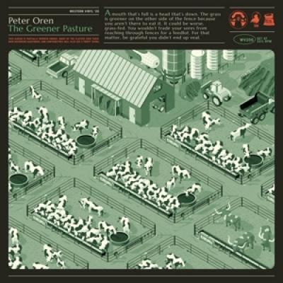 Oren, Peter - The Greener Pasture