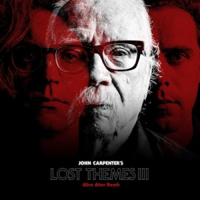 Carpenter, John - Lost Themes Iii: Alive After Death (LP)