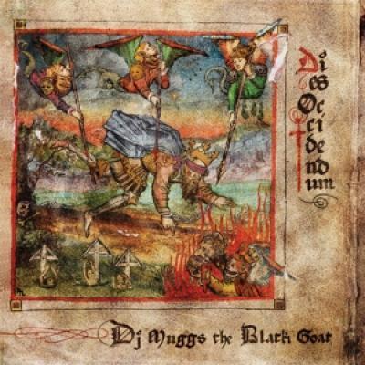 Dj Muggs The Black Goat - Dies Occidendum (LP)