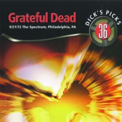 Grateful Dead - Dick'S Picks Vol.36 (4CD)