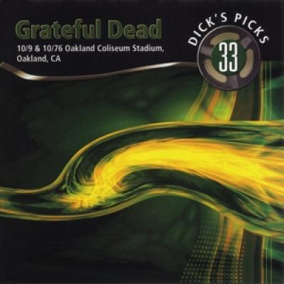 Grateful Dead - Dick'S Picks Vol.33 (4CD)