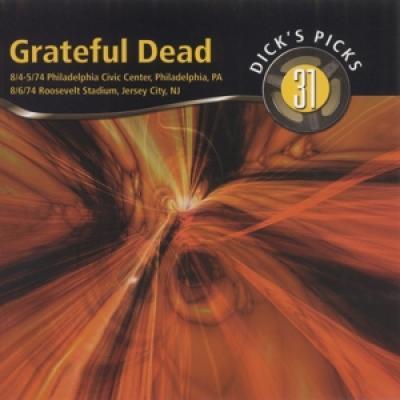 Grateful Dead - Dick'S Picks Vol.31 (4CD)