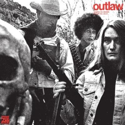 Mcdaniels, Eugene - Outlaw (Neon Red Vinyl) (LP)