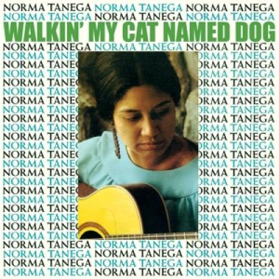 Tanega, Norma - Walkin' My Cat Named Dog (Skyblue Vinyl) (LP)