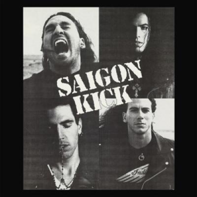 Saigon Kick - Saigon Kick (Limited White) (LP)