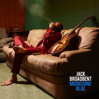 Broadbent, Jack - Moonshine Blue (LP)