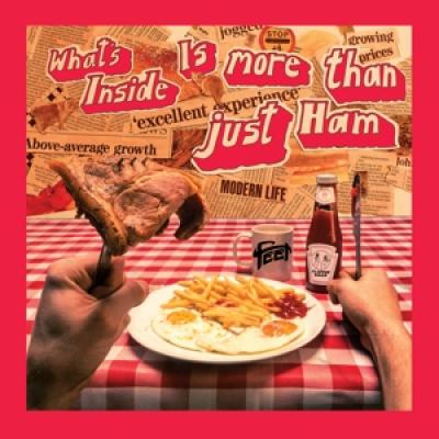 Feet - What'S Inside Is More Than Just Ham (LP)