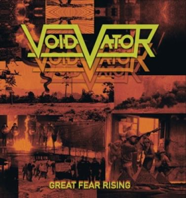 Void Vator - Great Fear Rising (LP)