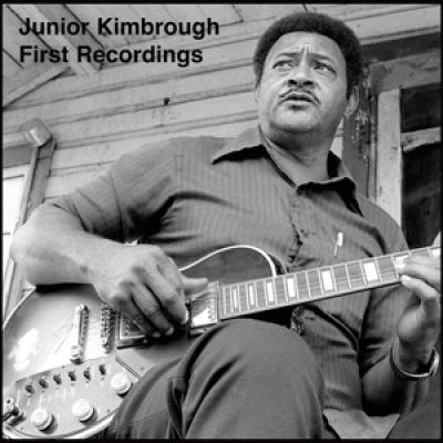 Kimbrough, Junior - First Recordings (LP)
