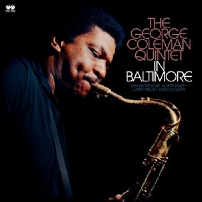 Coleman, George -Quintet- - In Baltimore