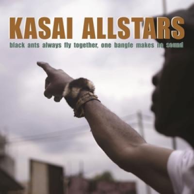 Kasai Allstars - Black Ants Always Fly Together One (LP)