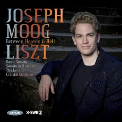 Joseph Moog - Franz Liszt Between Heaven And Hall