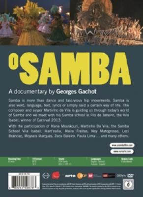 Documentary - O Samba (DVD)