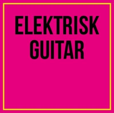 Hansen, Rolf - Elektrisk Guitar (LP)