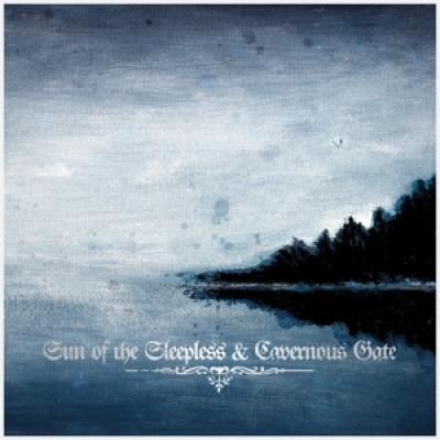 Sun Of The Sleepless /Cavernous Gate - Sun Of The Sleepless /Cavernous Gate (Silver Vinyl) (LP)
