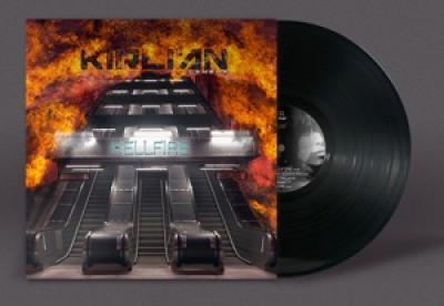 Kirlian Camera - Hellfire (LP)