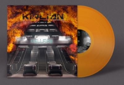 Kirlian Camera - Hellfire (Red Vinyl) (LP)