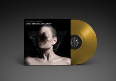 Black Nail Cabaret - Gods Verging On Sanity (Gold Vinyl) (LP)