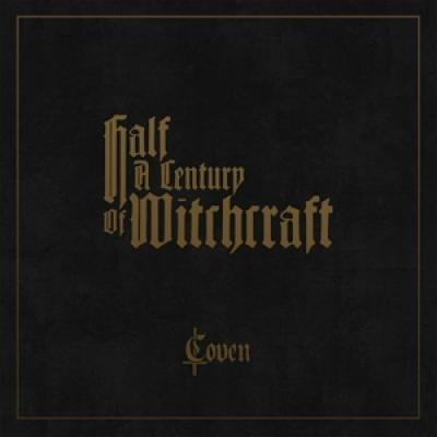 Coven - Half A Century Of Witchcraft (5LP)