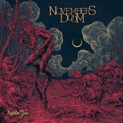 Novembers Doom - Nephilim Grove (2LP)