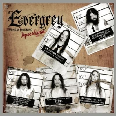 Evergrey - Monday Morning Apocalypse (White Vinyl) (LP)