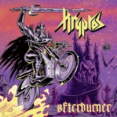 Kryptos - Afterburner (LP)