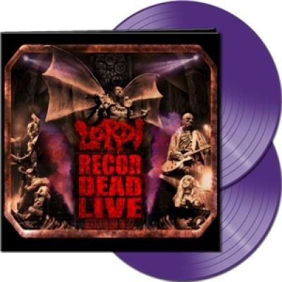 Lordi - Recordead Live - Sextourcism In Z7 (Purple Vinyl) (2LP)