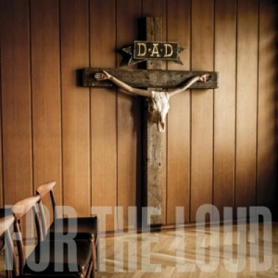 D-A-D - Prayer For The Loud (Orange Vinyl) (LP)