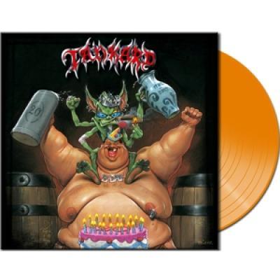 Tankard - B-Day (Clear Orange Vinyl) (LP)