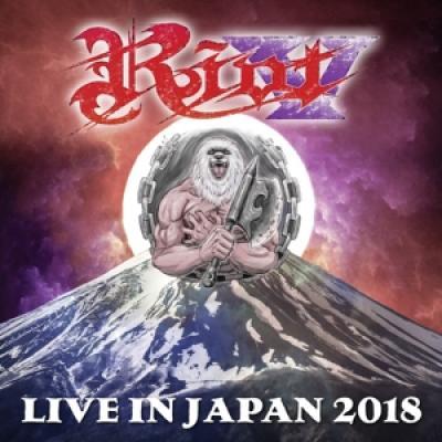 Riot V - Live In Japan 2018 (3CD)