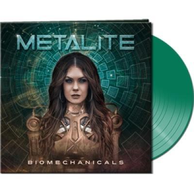 Metalite - Biomechanicals (Green Vinyl) (LP)