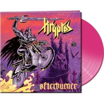 Kryptos - Afterburner (Clear Magenta Vinyl) (LP)