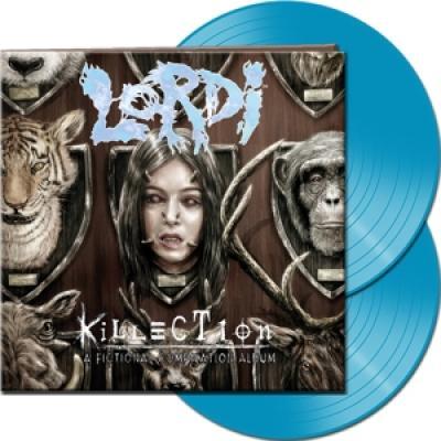 Lordi - Killection (Turquoise Vinyl) (2LP)