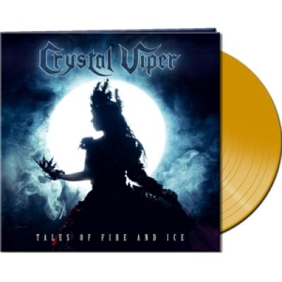 Crystal Viper - Tales Of Fire And Ice (Clear Yellow Vinyl) (LP)