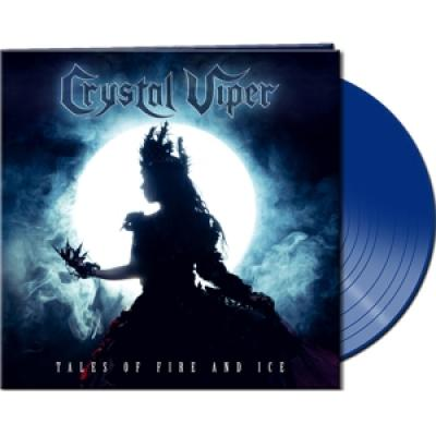 Crystal Viper - Tales Of Fire And Ice (Blue Vinyl) (LP)